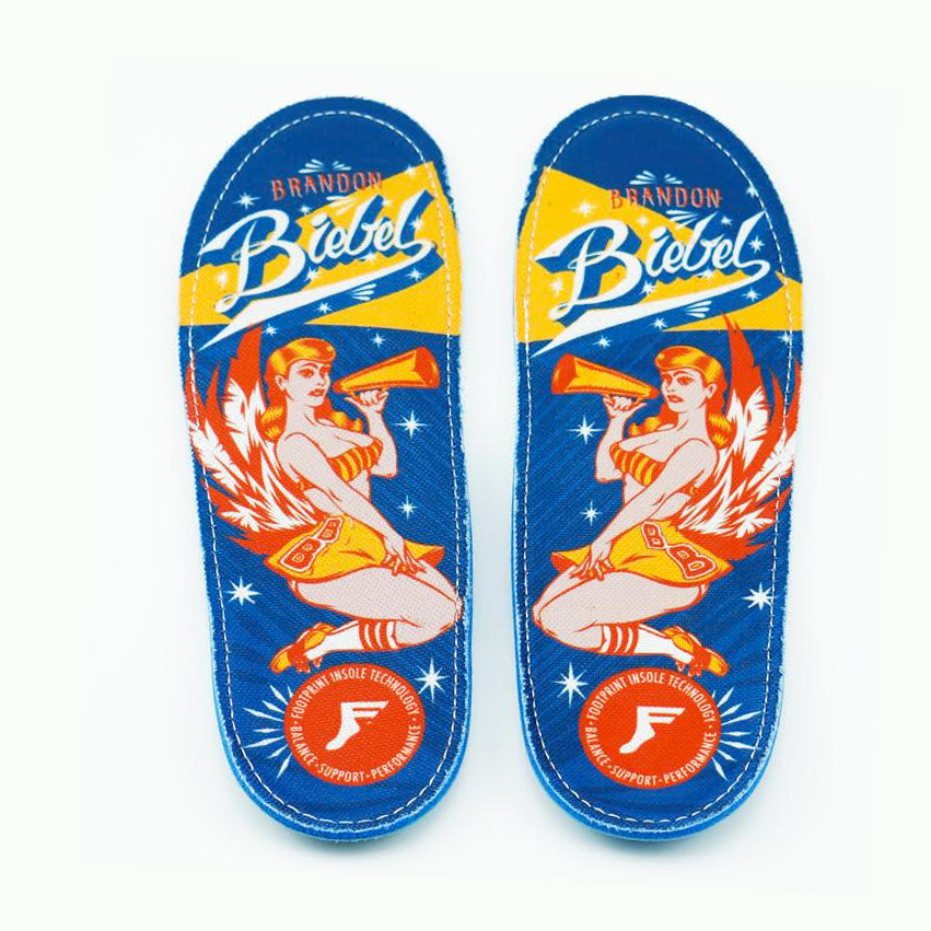 FP Insoles - Orthotic - Brandon Biebel