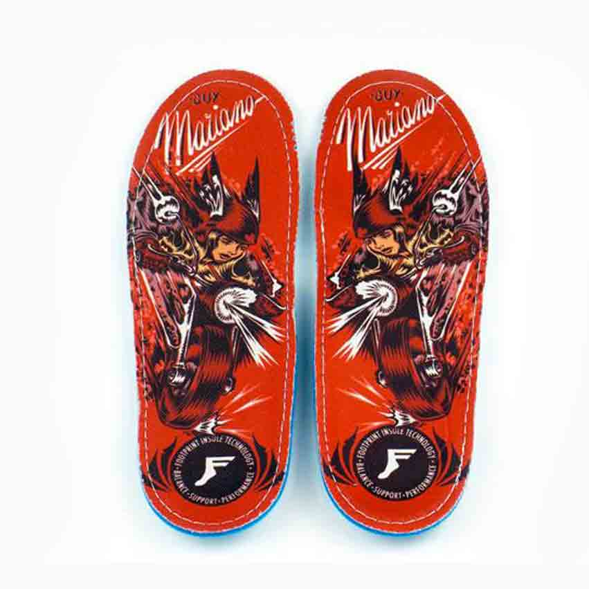 FP Insoles - GameChanger - Guy Mariano