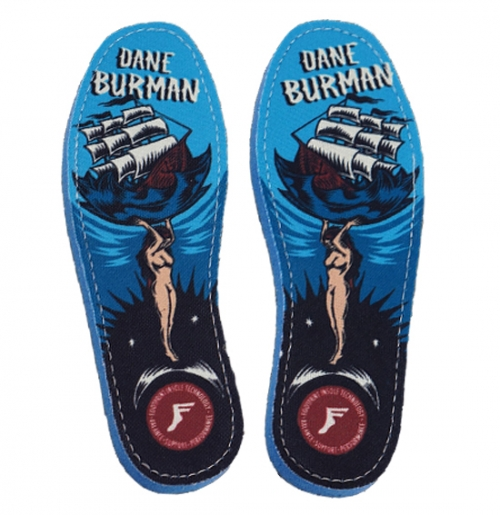 FP Insoles Flat 7mm - Dane Burman