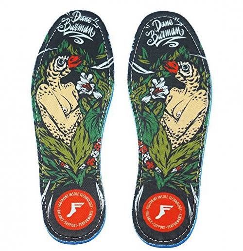 Dane Burman Insoles 7mm